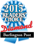 2015 Readers' Choice Diamond Award