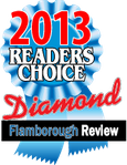 2013 Readers' Choice Diamond Award