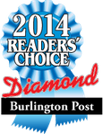 2014 Readers' Choice Diamond Award