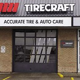 Accurate Tirecraft Burlington location